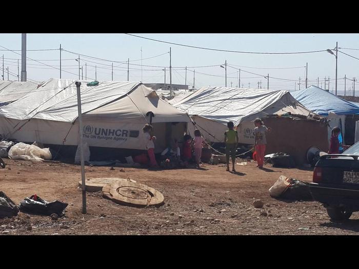 az zd politik Jesiden Flüchtlingslager